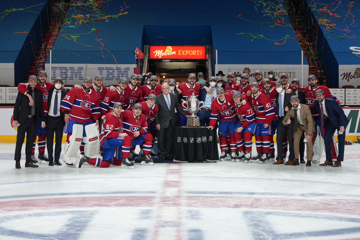 Montreal Canadiens Clarence S. Campbell Bowl