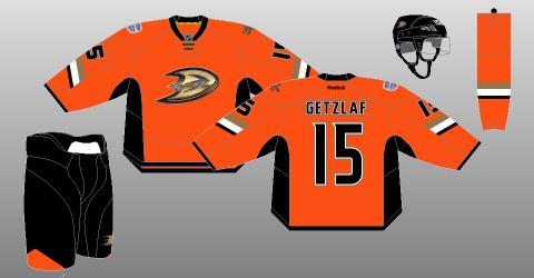 Anaheim Ducks 2014 Stadium Series jersey
