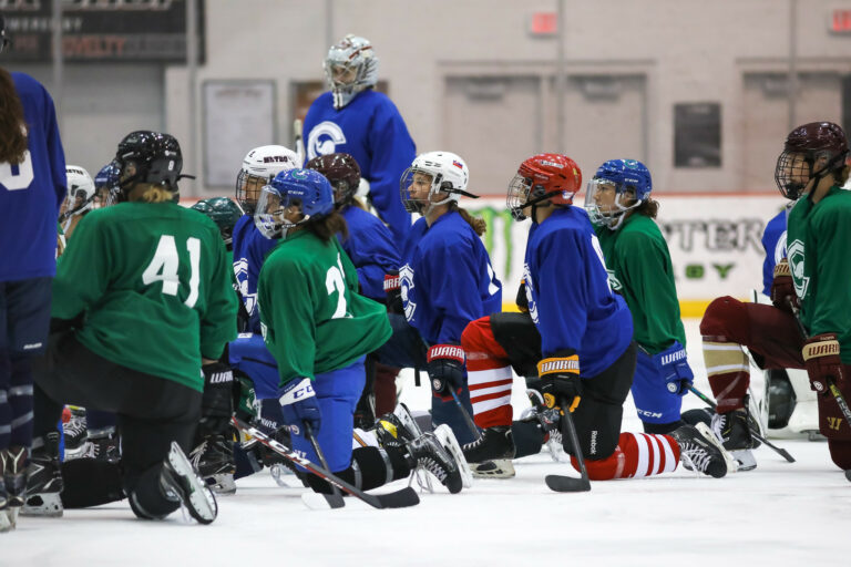 Free Agents Connecticut Whale Camp