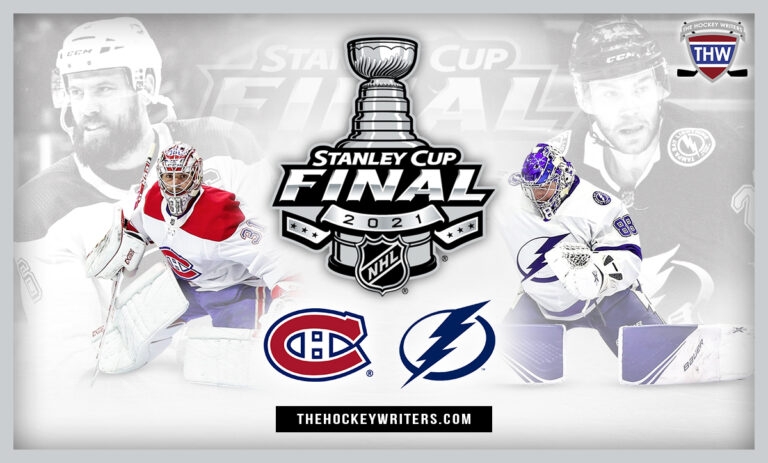 Montreal Canadiens Tampa Bay Lightning Stanley Cup Final 2021