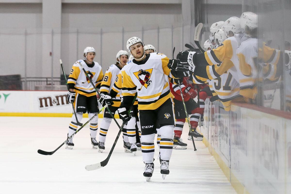 Jordy Bellerive Wilkes-Barre/Scranton Penguins