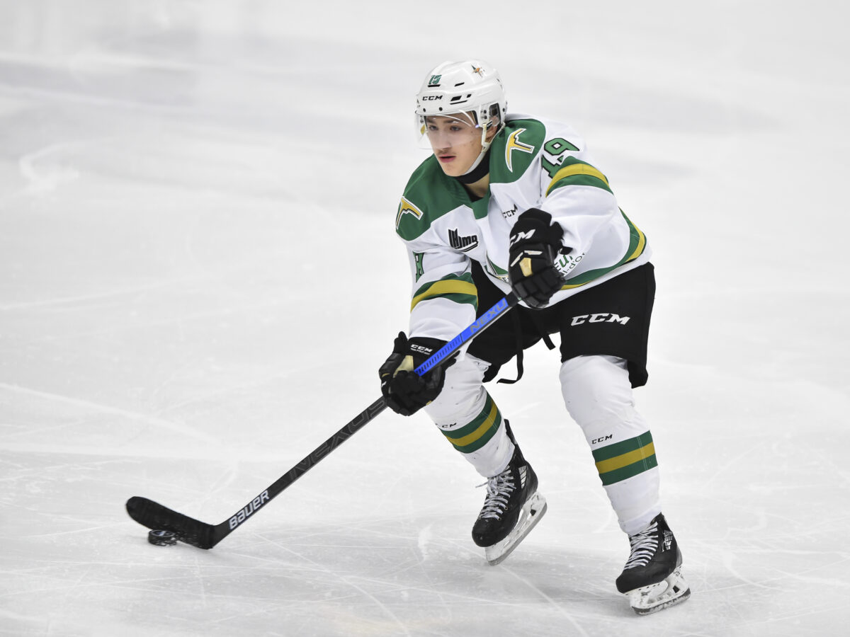 Justin Robidas Val-d'Or Foreurs