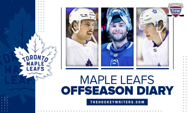 Toronto Maple Leafs Offseason Diary Auston Matthews, Mitch Marner and Jack Campbell