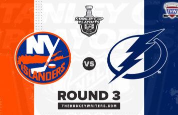 Tampa Bay Lightning New York Islanders Round 3 Stanley Cup Playoffs 2021