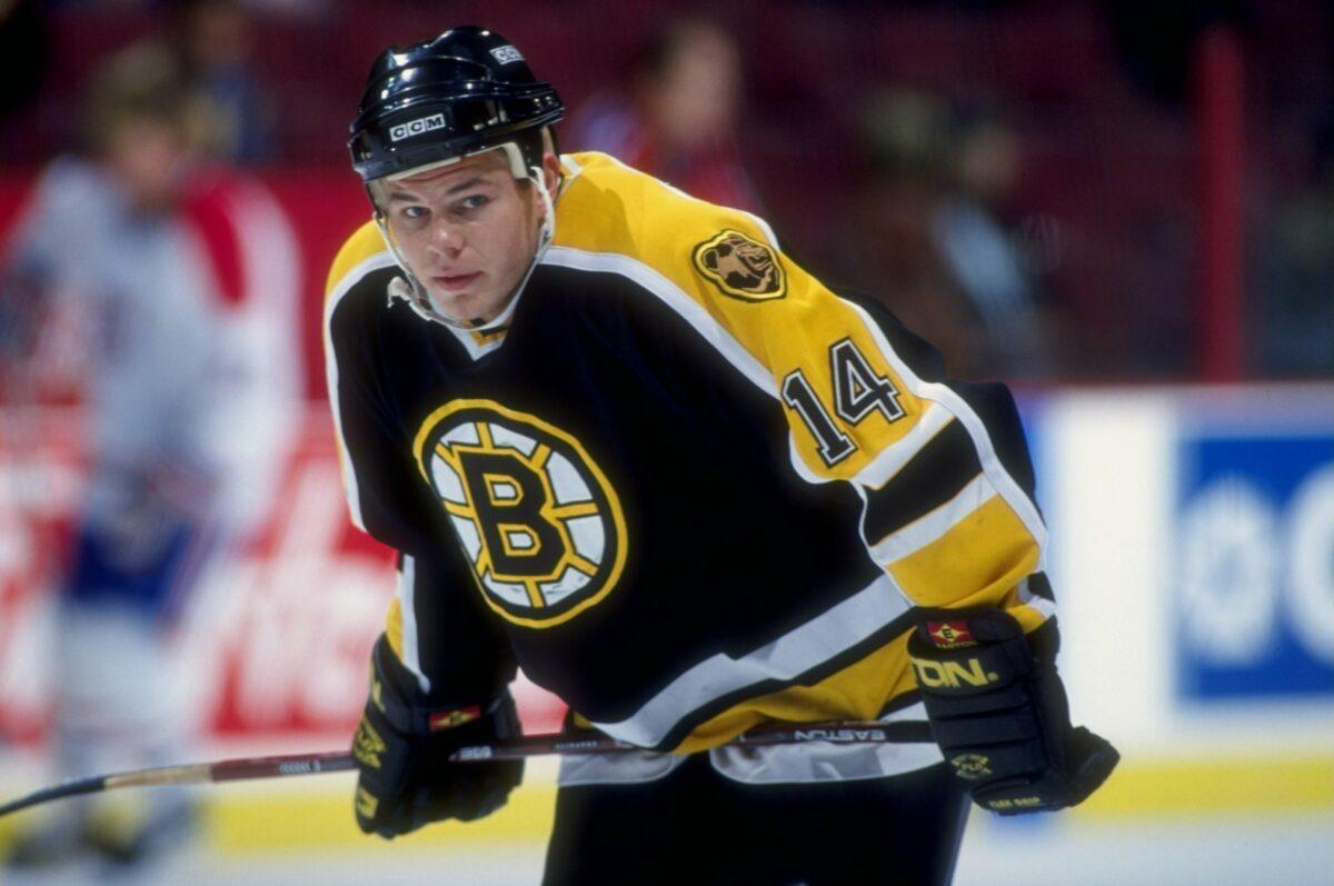 Sergei Samsonov Boston Bruins