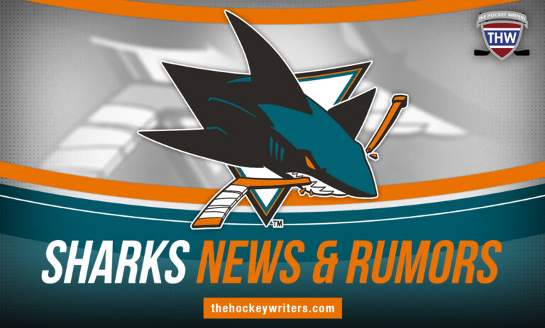 San Jose Sharks News & Rumors