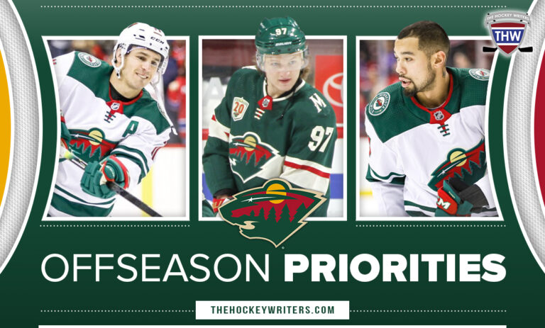 Minnesota Wild Offseason Priorities Kaprizov, Zach Parise & Matt Dumba