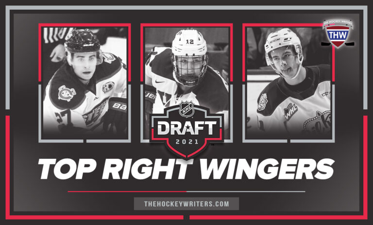 Top Right Wingers 2021 NHL Draft