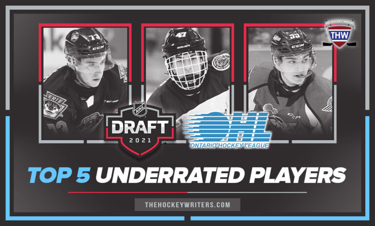 Top 5 underrated OHL 2021 draft eligible players Wyatt Johnston, Jack Matier, Connor Lockhart