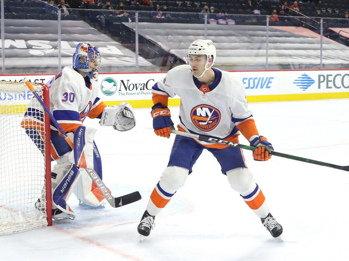 Adam Pelech New York Islanders