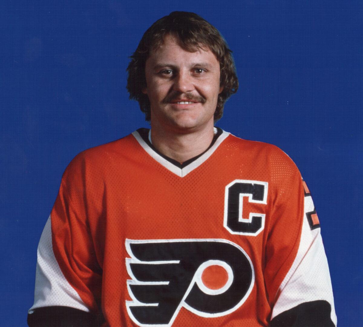 Bill Barber Philadelphia Flyers