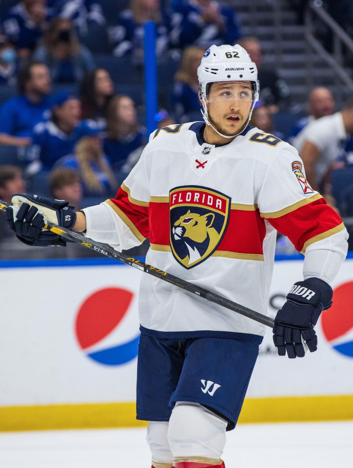 Brandon Montour Florida Panthers