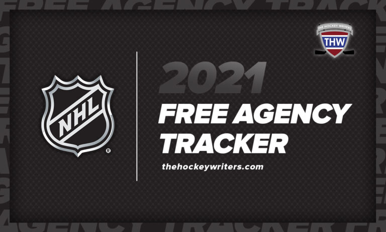 2021 NHL free agency tracker