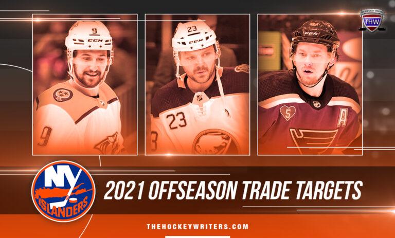 Islanders 2021 Offseason Trade Targets Vladamir Tarasenko, Filip Forsberg, and Sam Reinhart