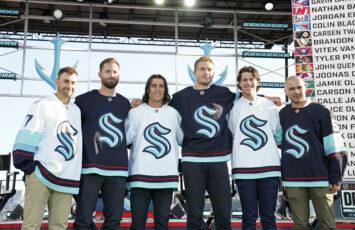 2021 NHL Expansion Draft Seattle Kraken