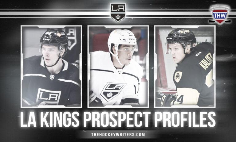 LA Kings Prospect Profiles Quinton Byfield, Arthur Kaliyev, and Tobias Bjornfot