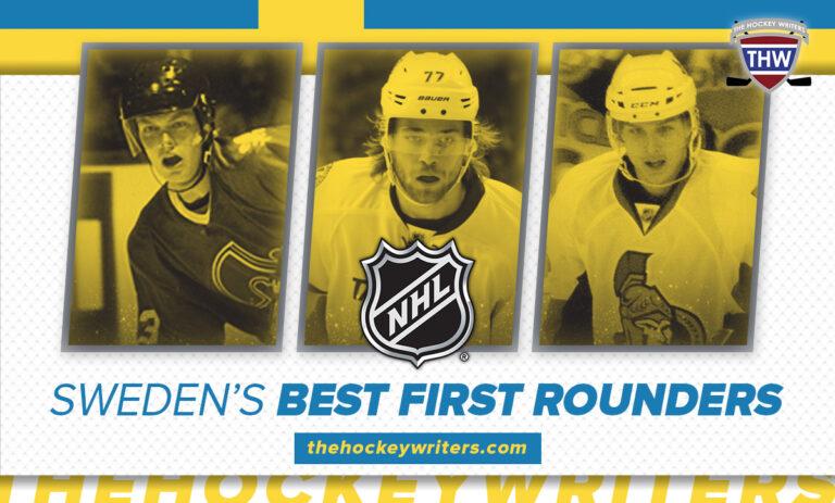 Mats Sundin, Victor Hedman, and Erik Karlsson NHL Draft History: Ranking Sweden's Best First Rounders