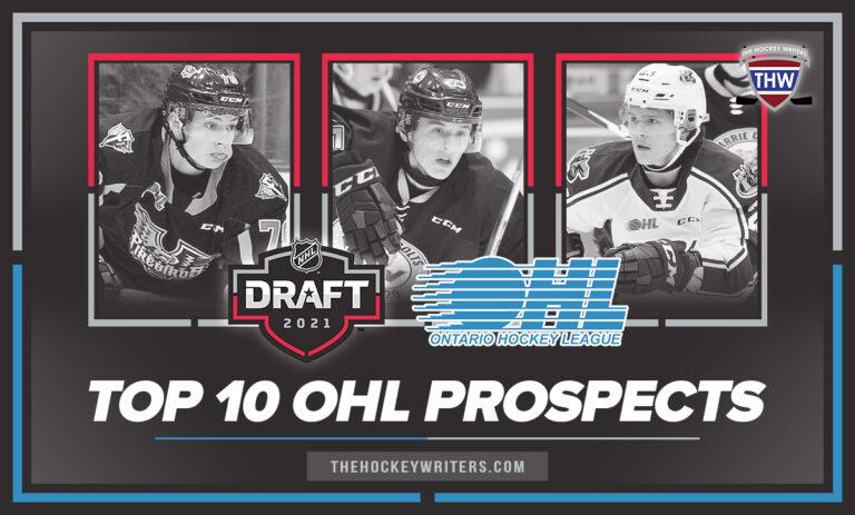 Brandt Clarke, Mason McTavish and Brennan Othmann Top 10 OHL Prospects of the 2021 NHL Draft