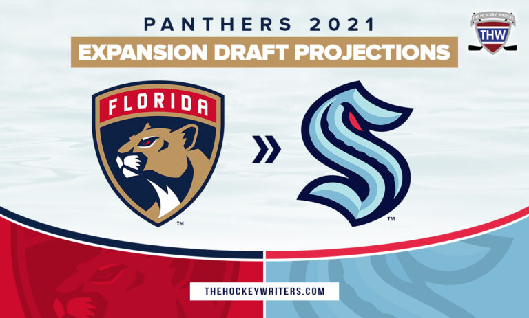 Florida Panthers 2021 Expansion Draft Projections Seattle Kraken