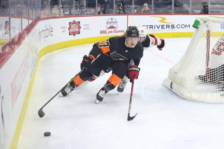 Wade Allison Philadelphia Flyers