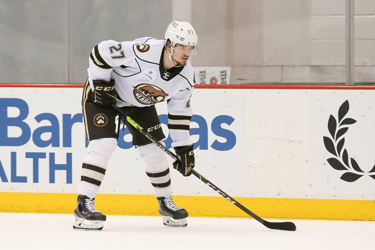 Alex Alexeyev, Hershey Bears