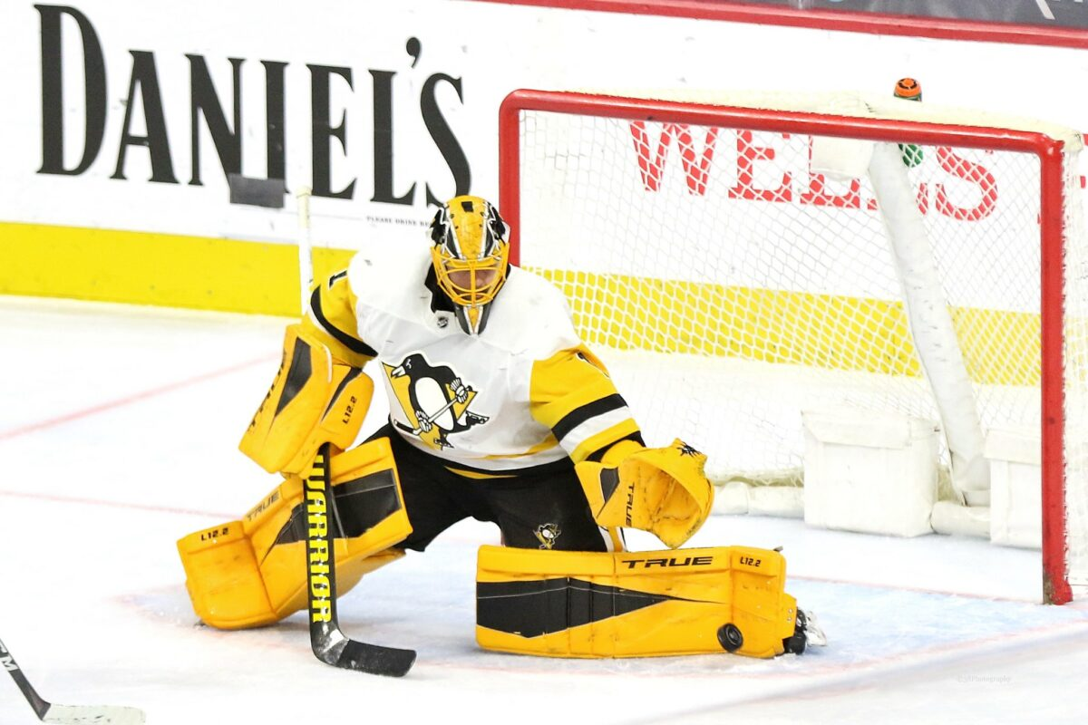 Casey DeSmith, Pittsburgh Penguins