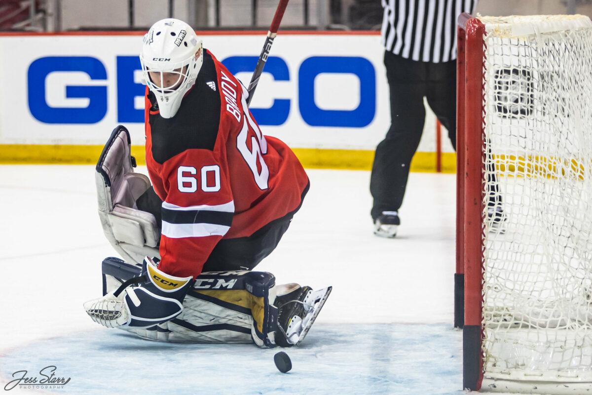 Cole Brady, New Jersey Devils