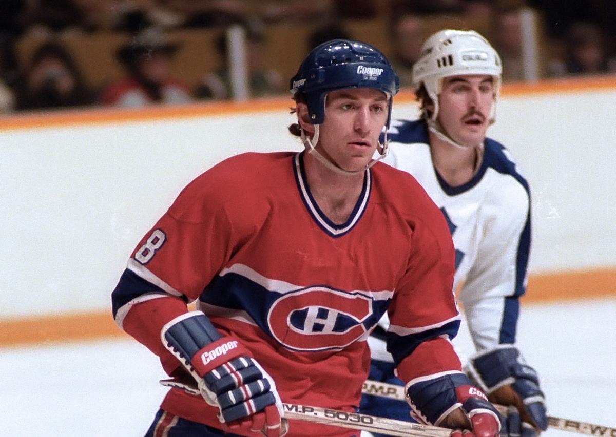 Doug Risebrough Montreal Canadiens