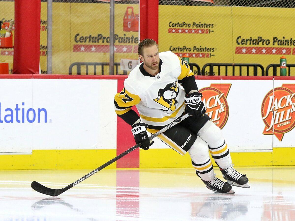 Jeff Carter, Pittsburgh Penguins