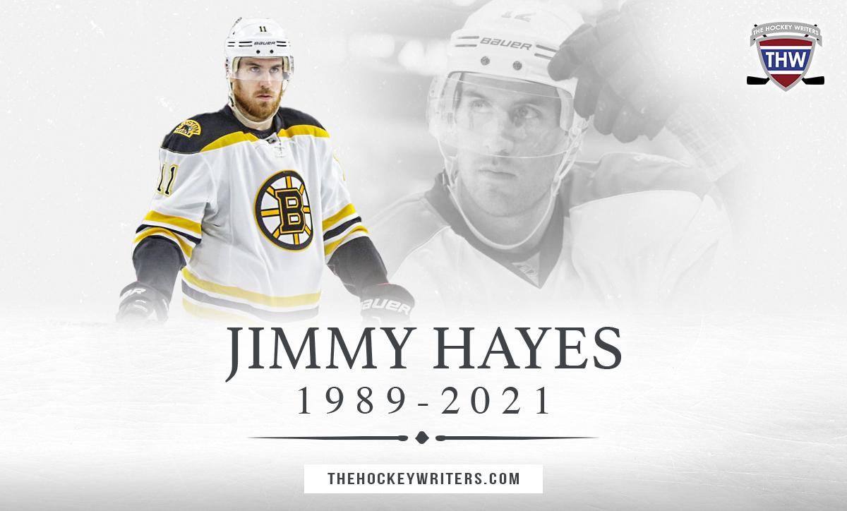 In Loving Memory of Jimmy Hayes, 1989-2021