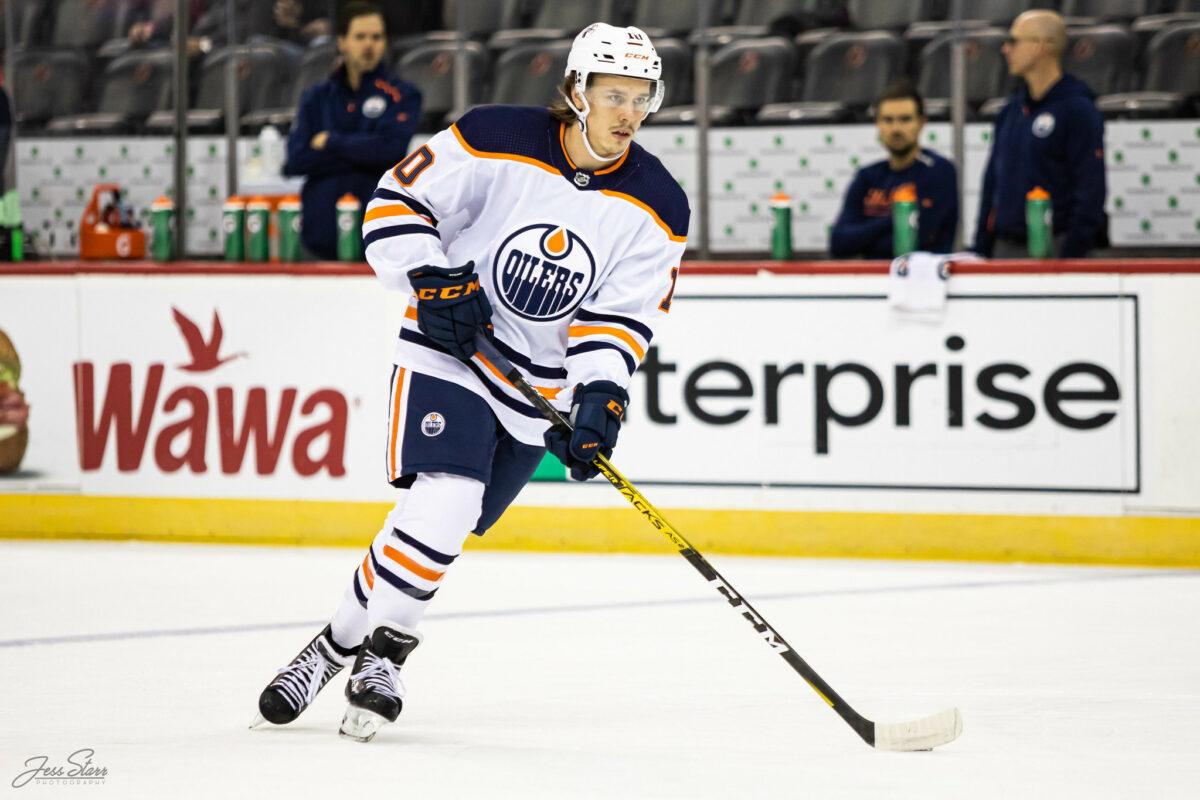 Joakim Nygård, Edmonton Oilers
