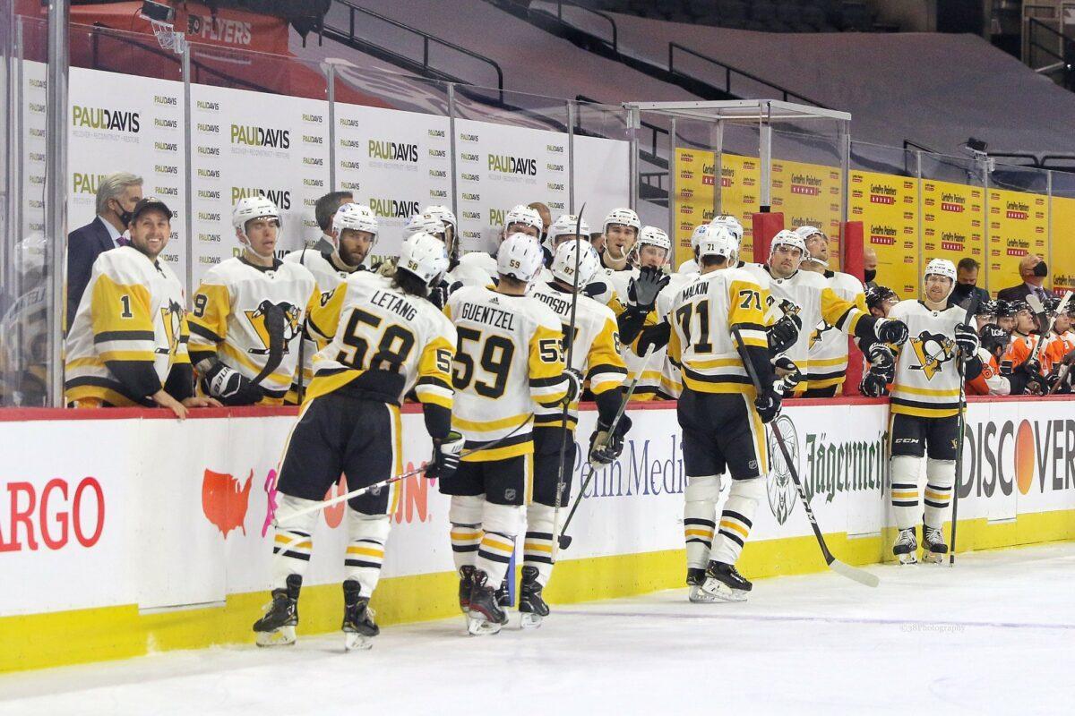 Pittsburgh Penguins Celebrate