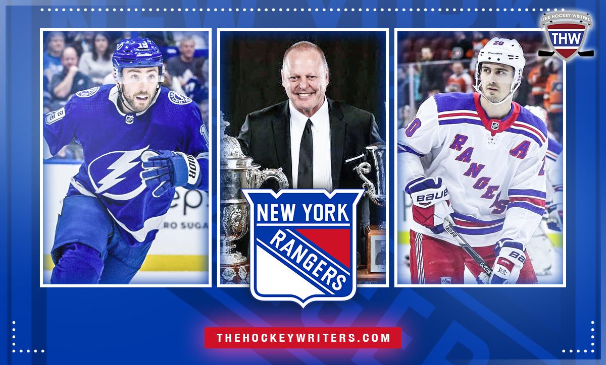 2021 New York Rangers burning questions
