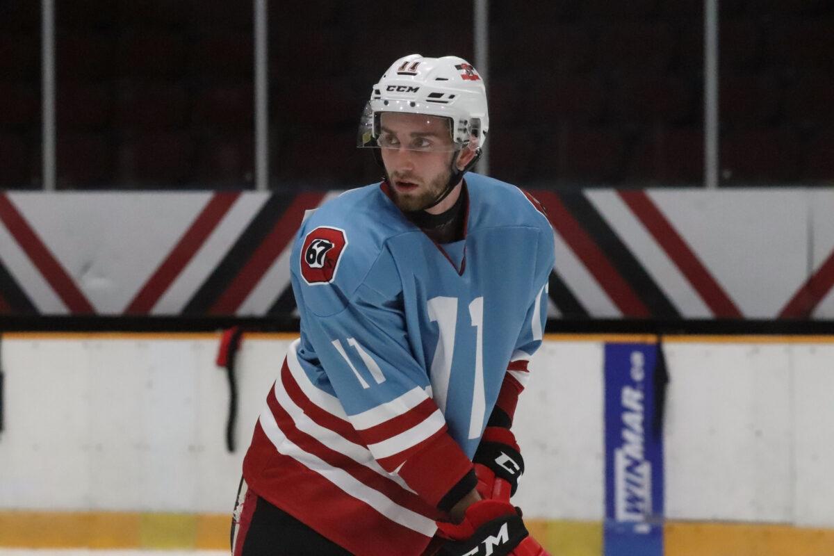 Adam Varga, Ottawa 67's