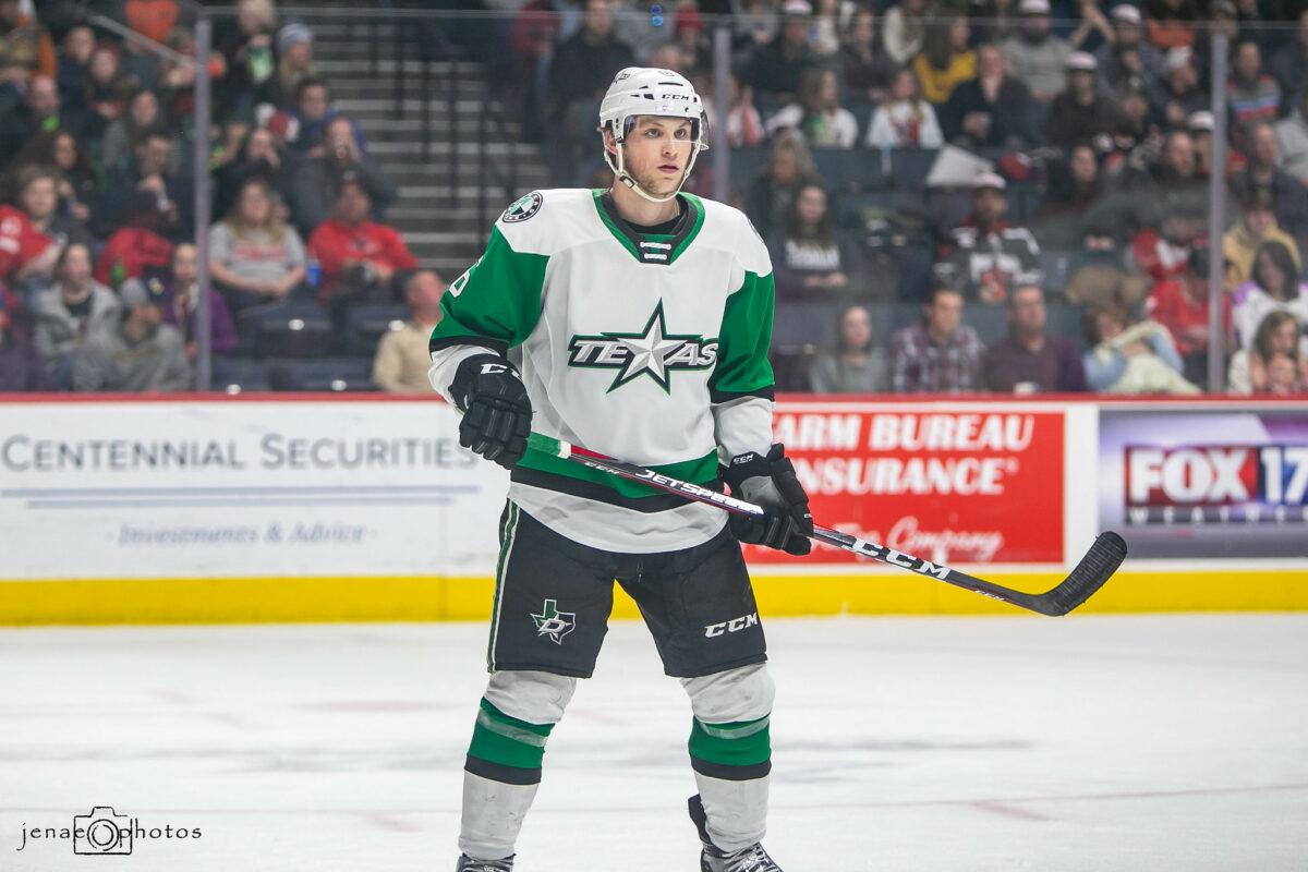 Ben Gleason, Texas Stars