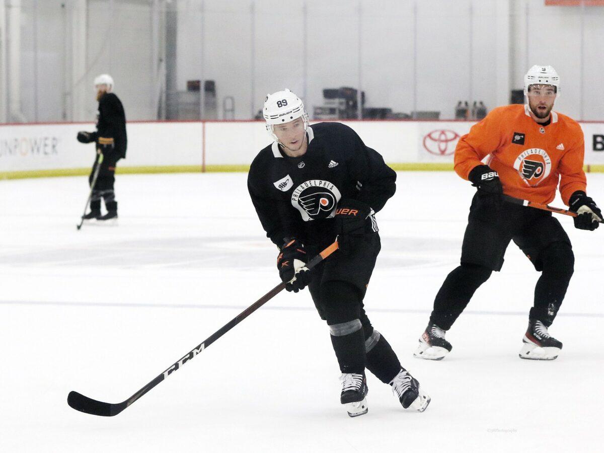 Cam Atkinson Philadelphia Flyers