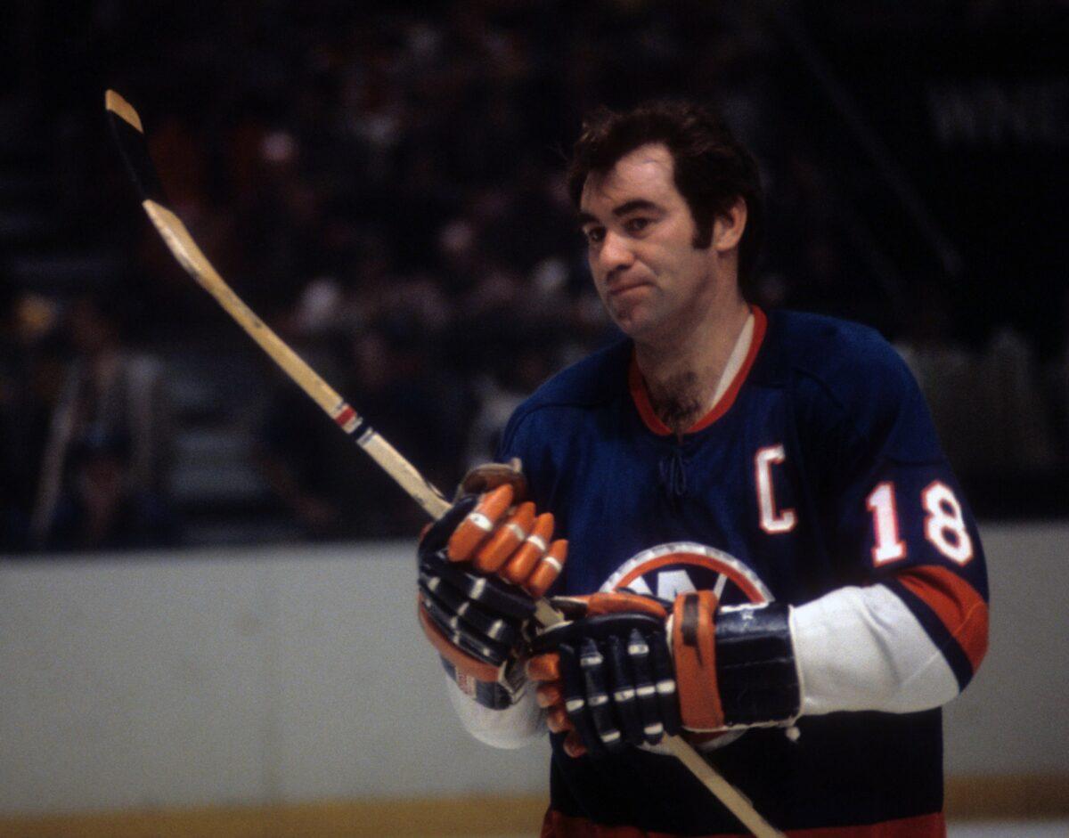 Ed Westfall, New York Islanders