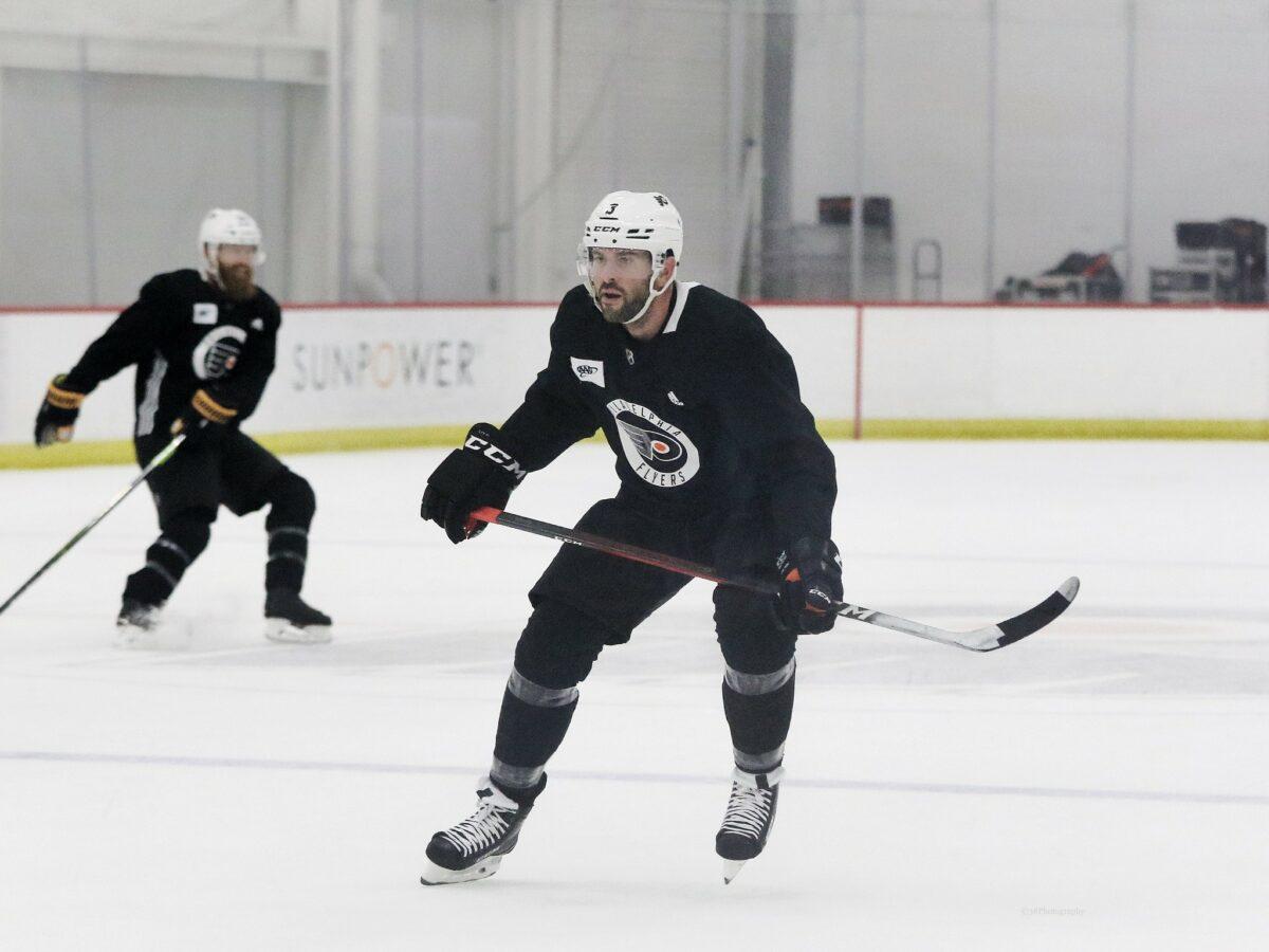 Keith Yandle, Philadelphia Flyers