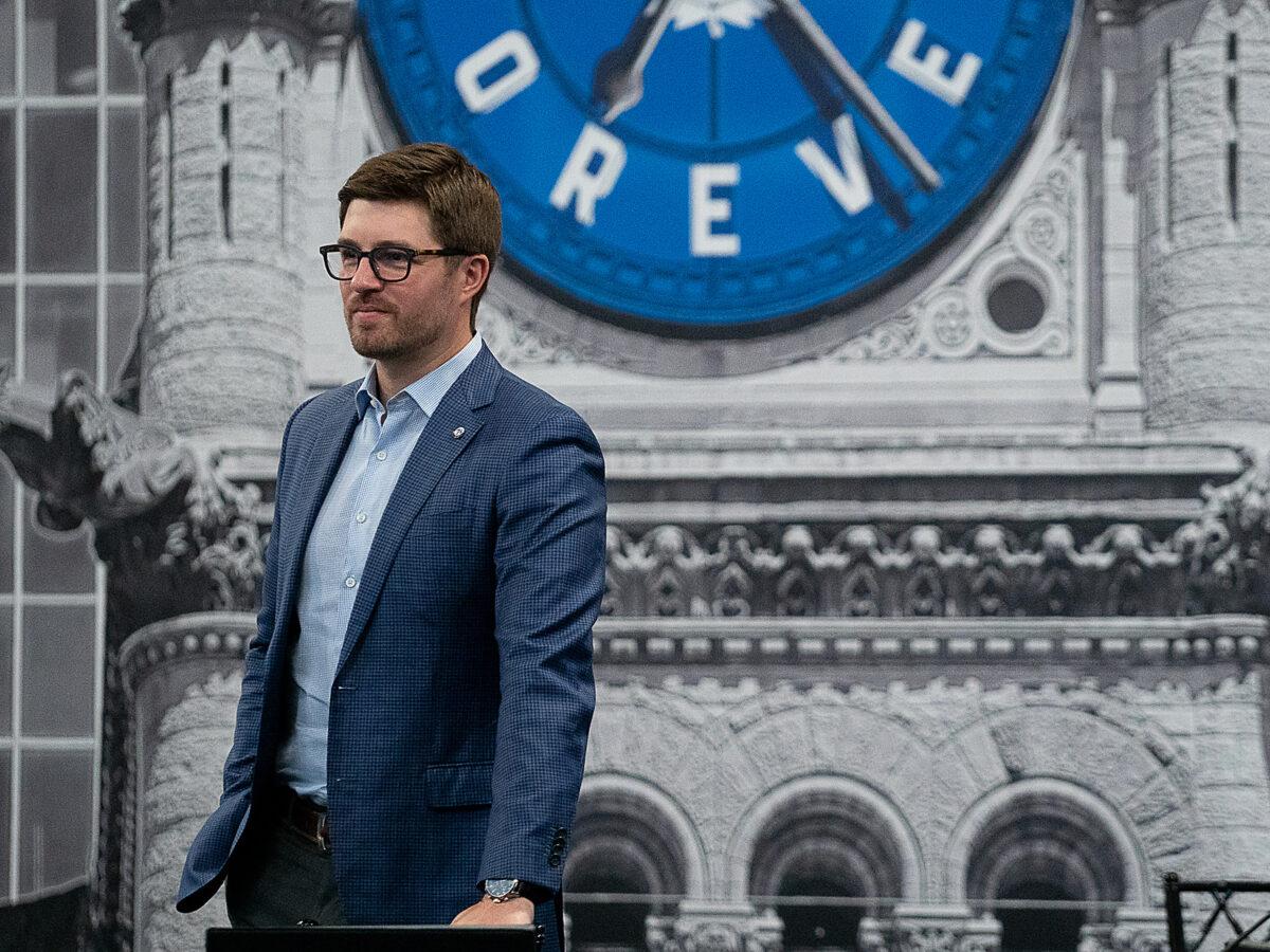 Kyle Dubas, Toronto Maple Leafs