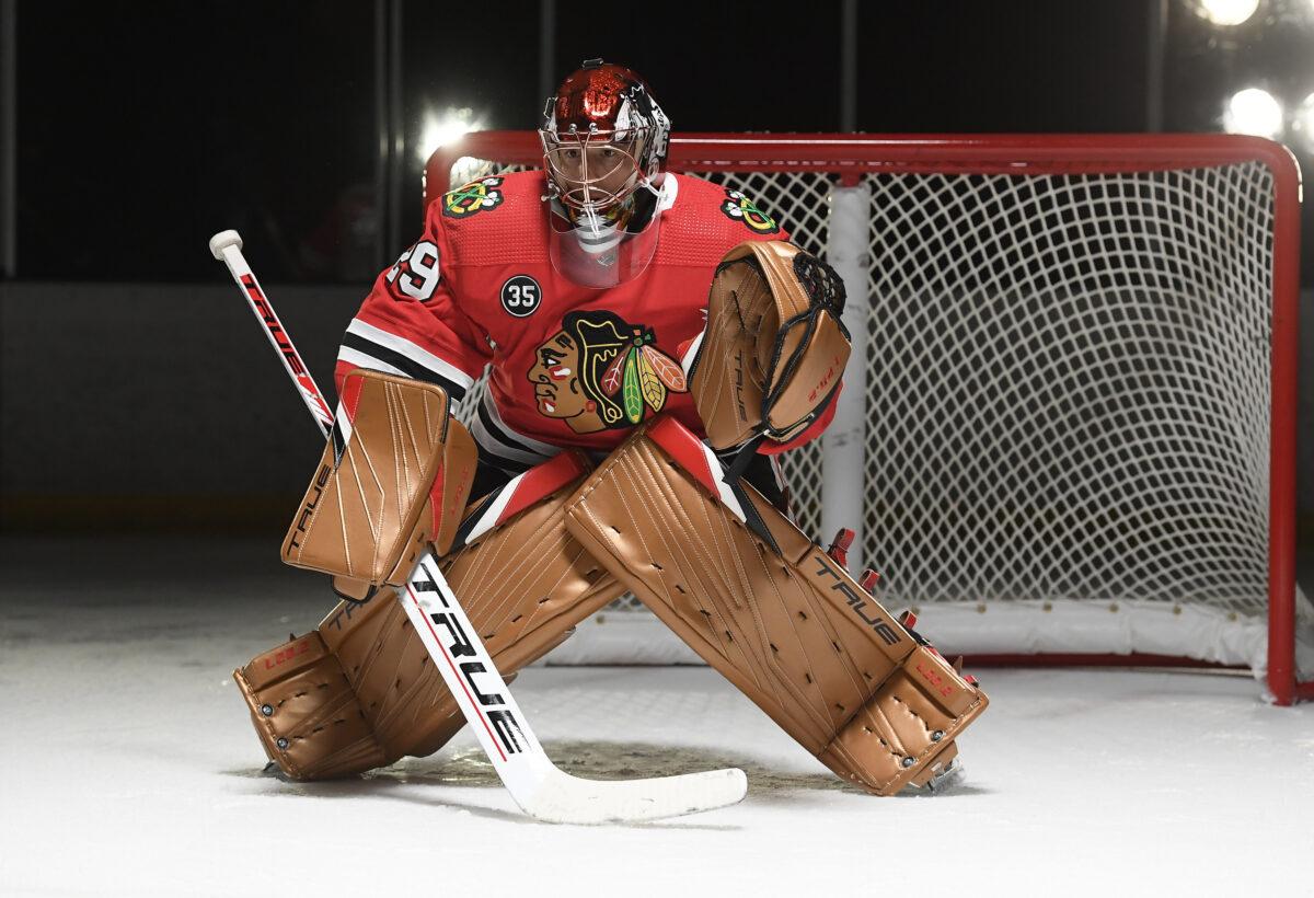 Marc-Andre Fleury, Chicago Blackhawks