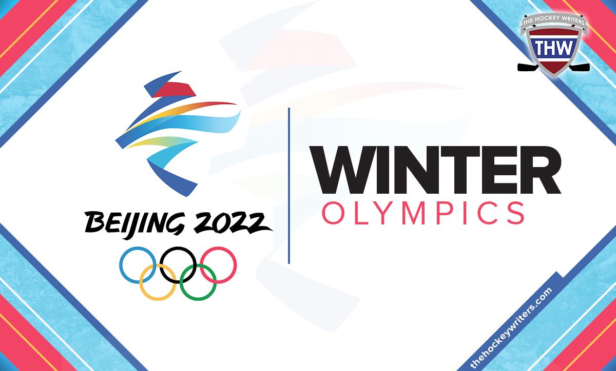 Olympics Beijing 2022 The Hockey Writers