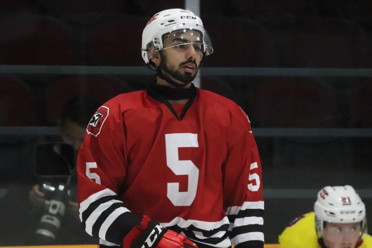 Ranvir Gill-Shane Ottawa 67's