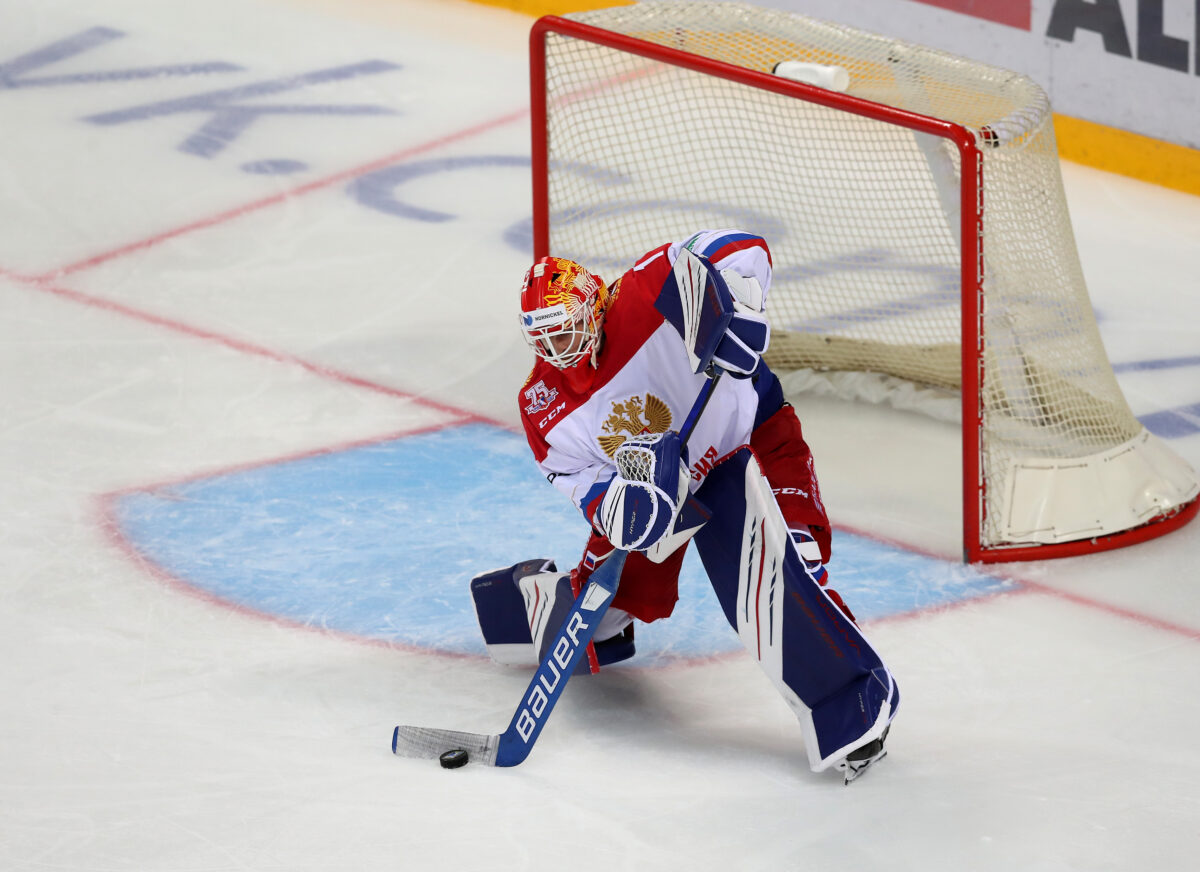 Yaroslav Askarov