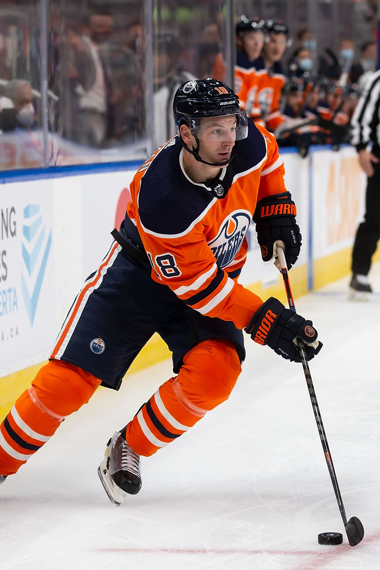 Oilers' New Players Are Impacting Team Culture