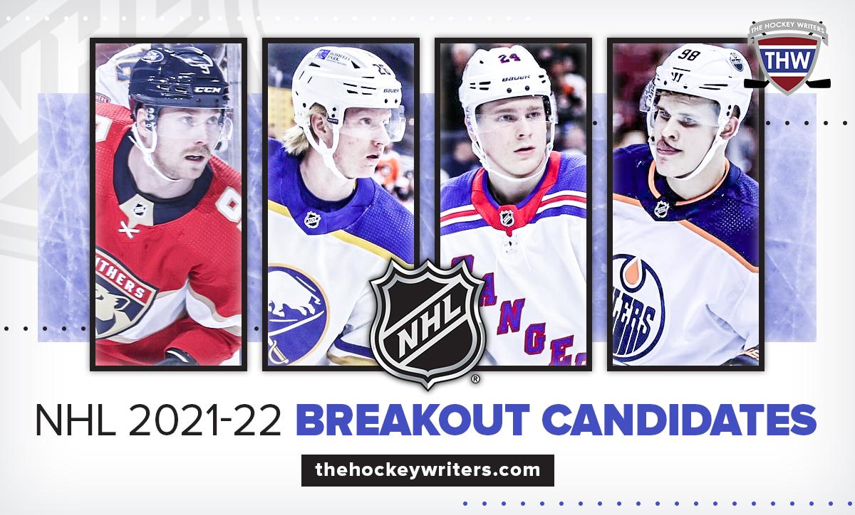 NHL 2021-22 Breakout Candidates Rasmus Dahlin, Jesse Puljujarvi, Kaapo Kakko, Sam Bennett