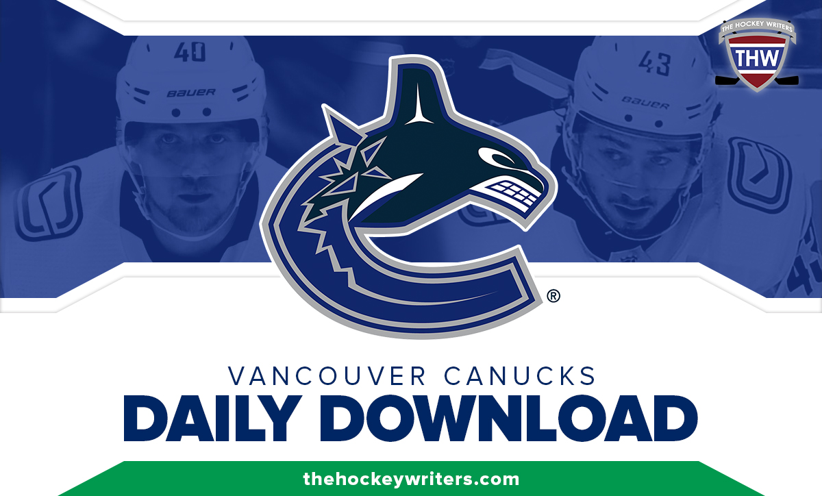 Vancouver Canucks Daily Download