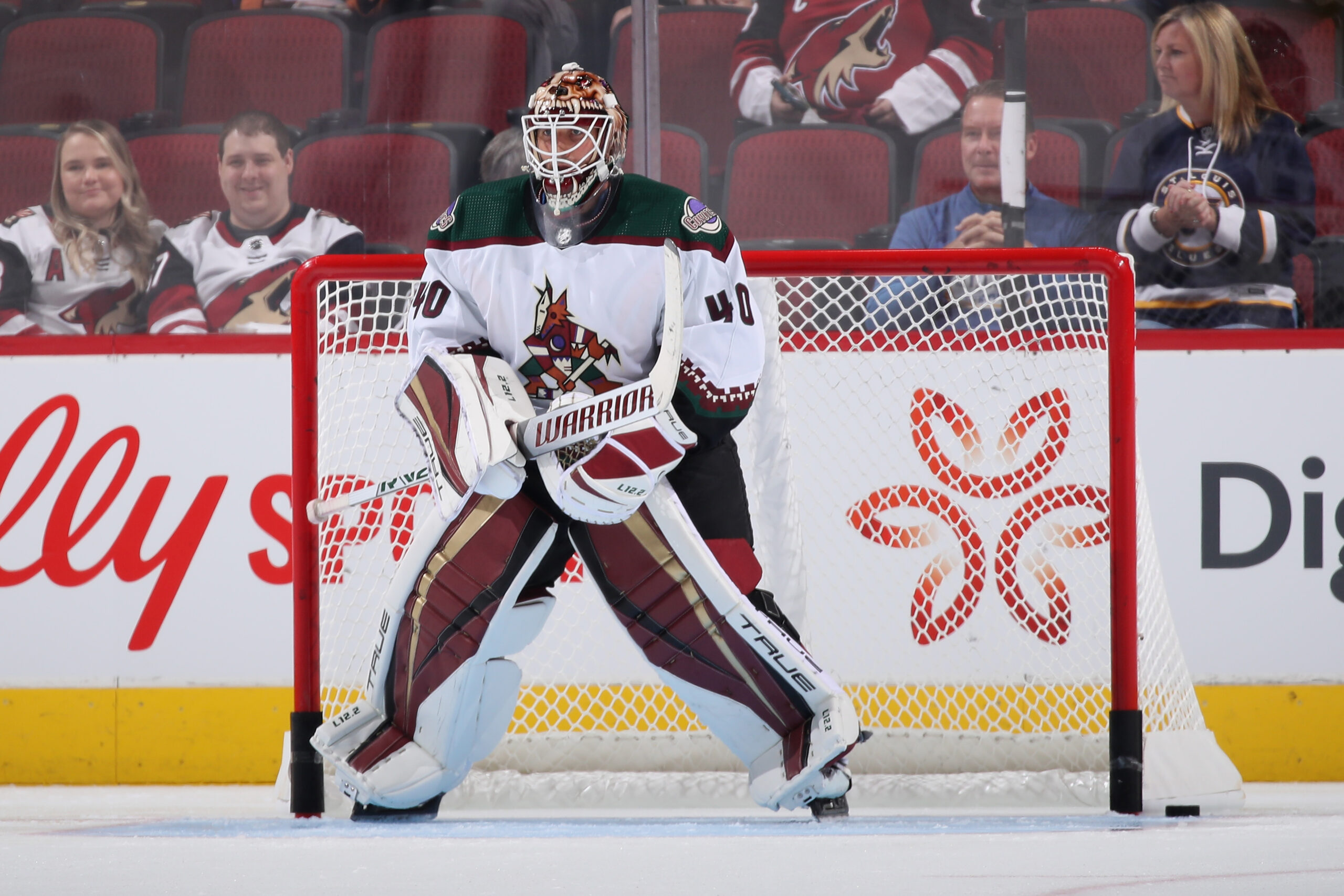 Coyotes Goaltending Situation an Embarrassment for the Organization