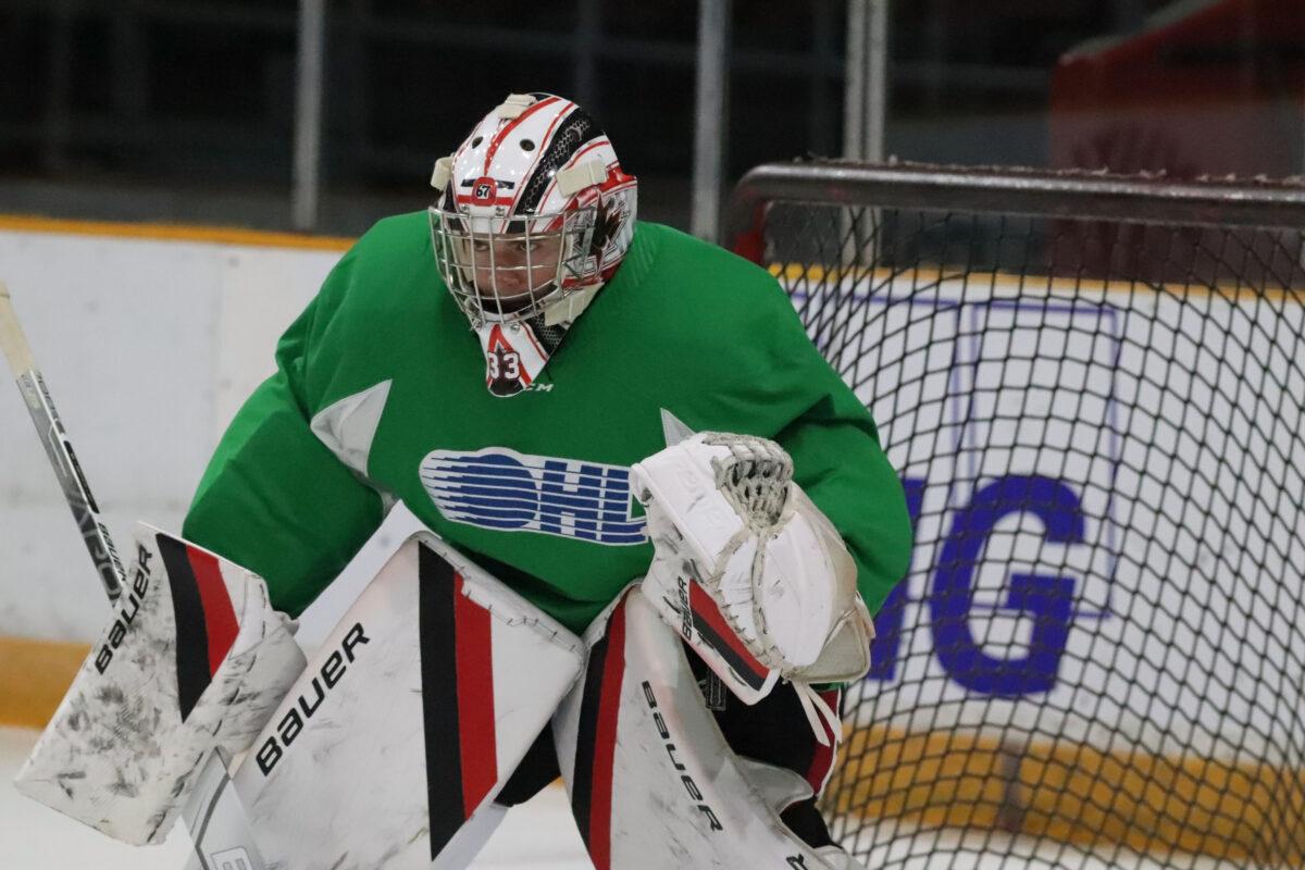 Colin MacKenzie, Ottawa 67's