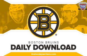 Boston Bruins Daily Download Patrice Bergeron Brad Marchand