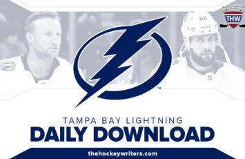 Tampa Bay Lightning Daily Download Steven Stamkos Nikita Kucherov